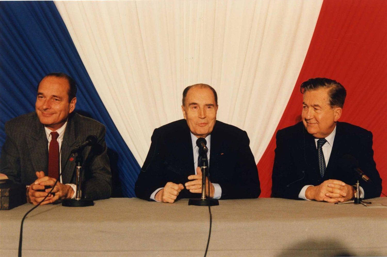 Le portait de Frédéric Brun - Jean-Bernard Raimond (à droite)
