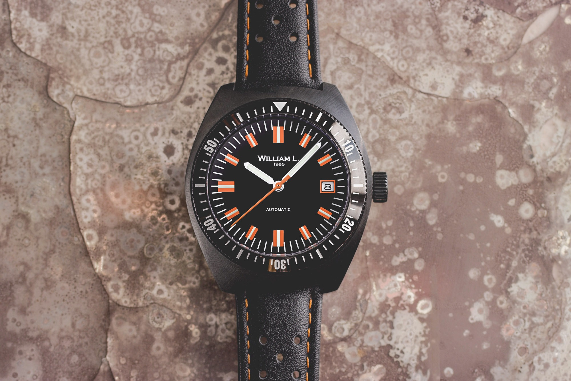 William L 1985 - Automatic Diver Seventies