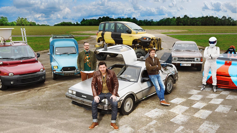 Portrait - Le Tone - Top Gear France
