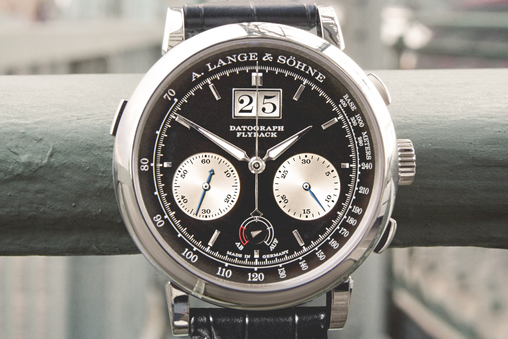 A. Lange & Söhne Datograph Up Down - Grande Date