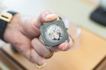 Bulgari Octo Finissimo Répétition Minutes - wrist