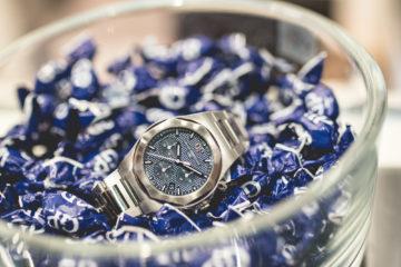 Girard-Perregaux SIHH 2018 Laureato Chronograph
