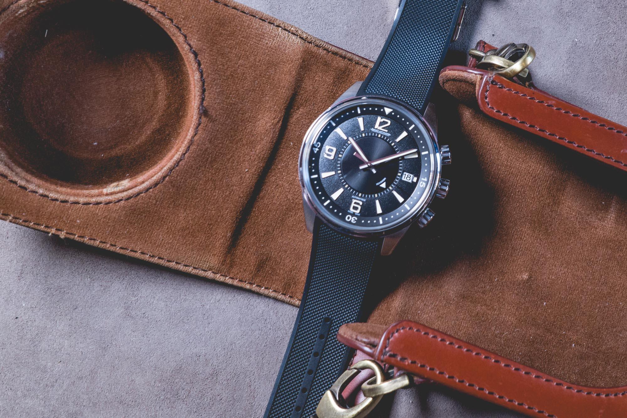 Jaeger Lecoultre - SIHH 2018 - Polaris Memovox Edition-Limitée - Lifestyle