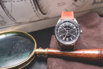 Jaeger Lecoultre - SIHH 2018 - chronographe automatique - détail