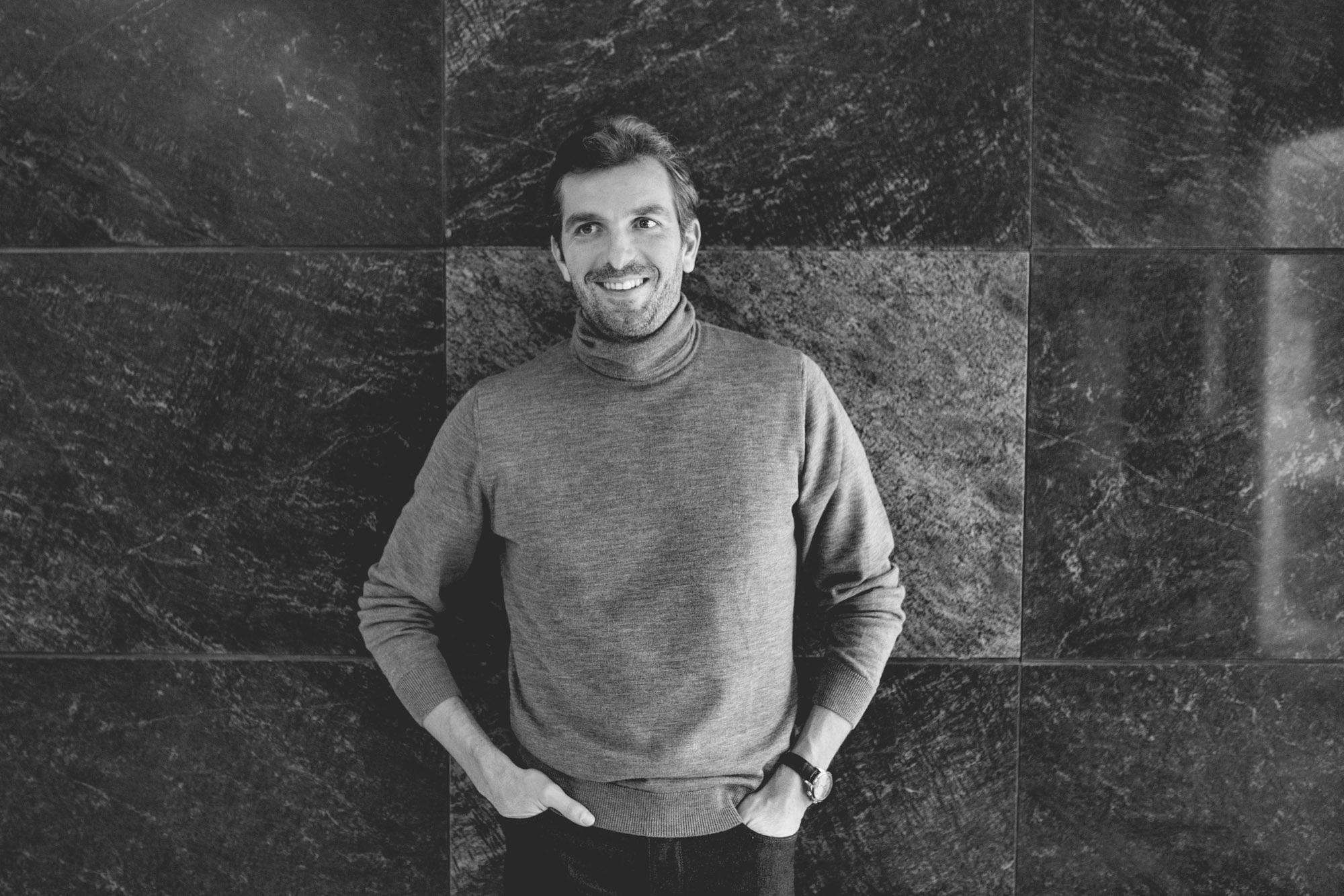 Julien Benneteau - Portrait