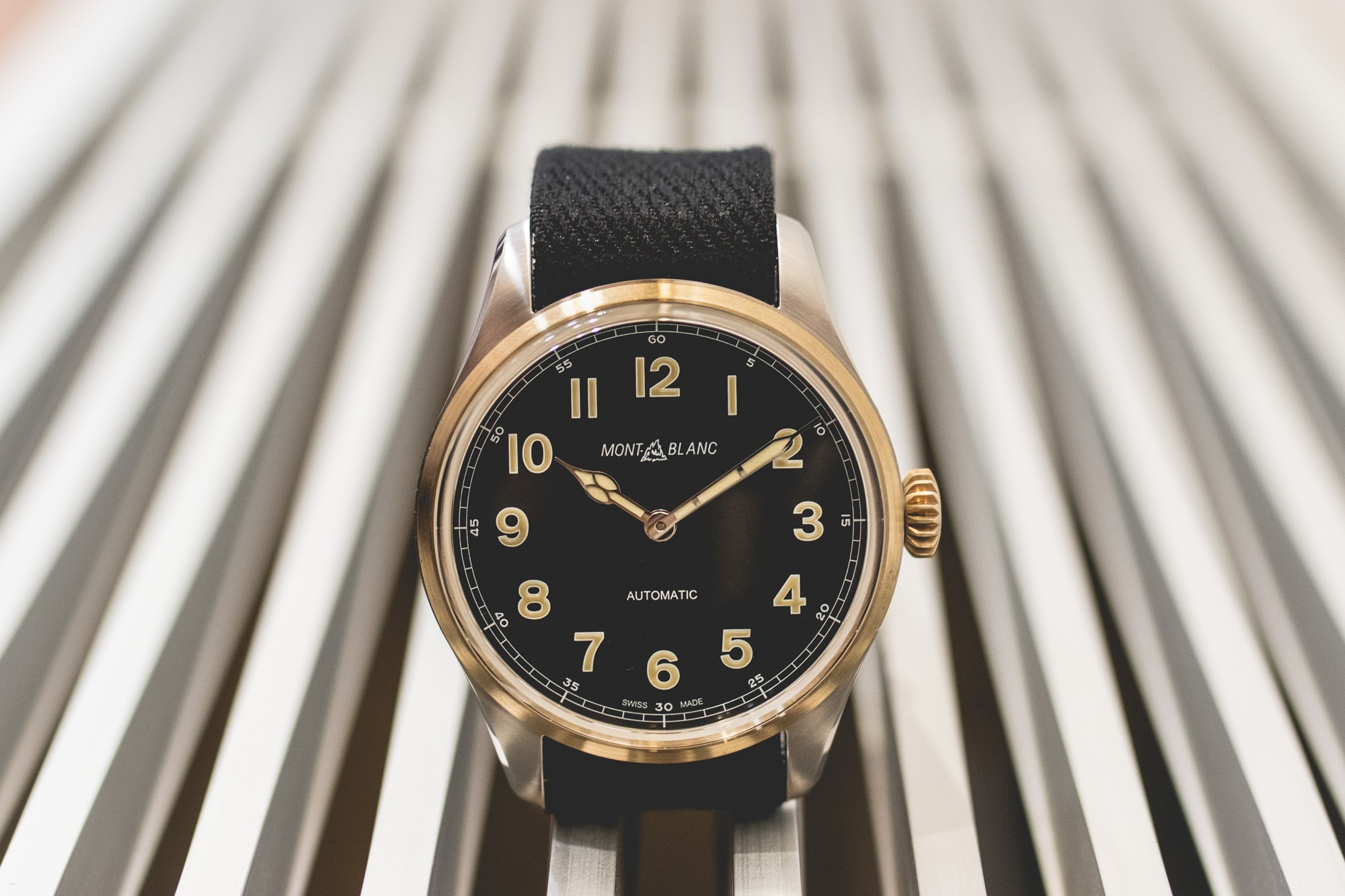 Montblanc SIHH 2018 - 1858 Automatic