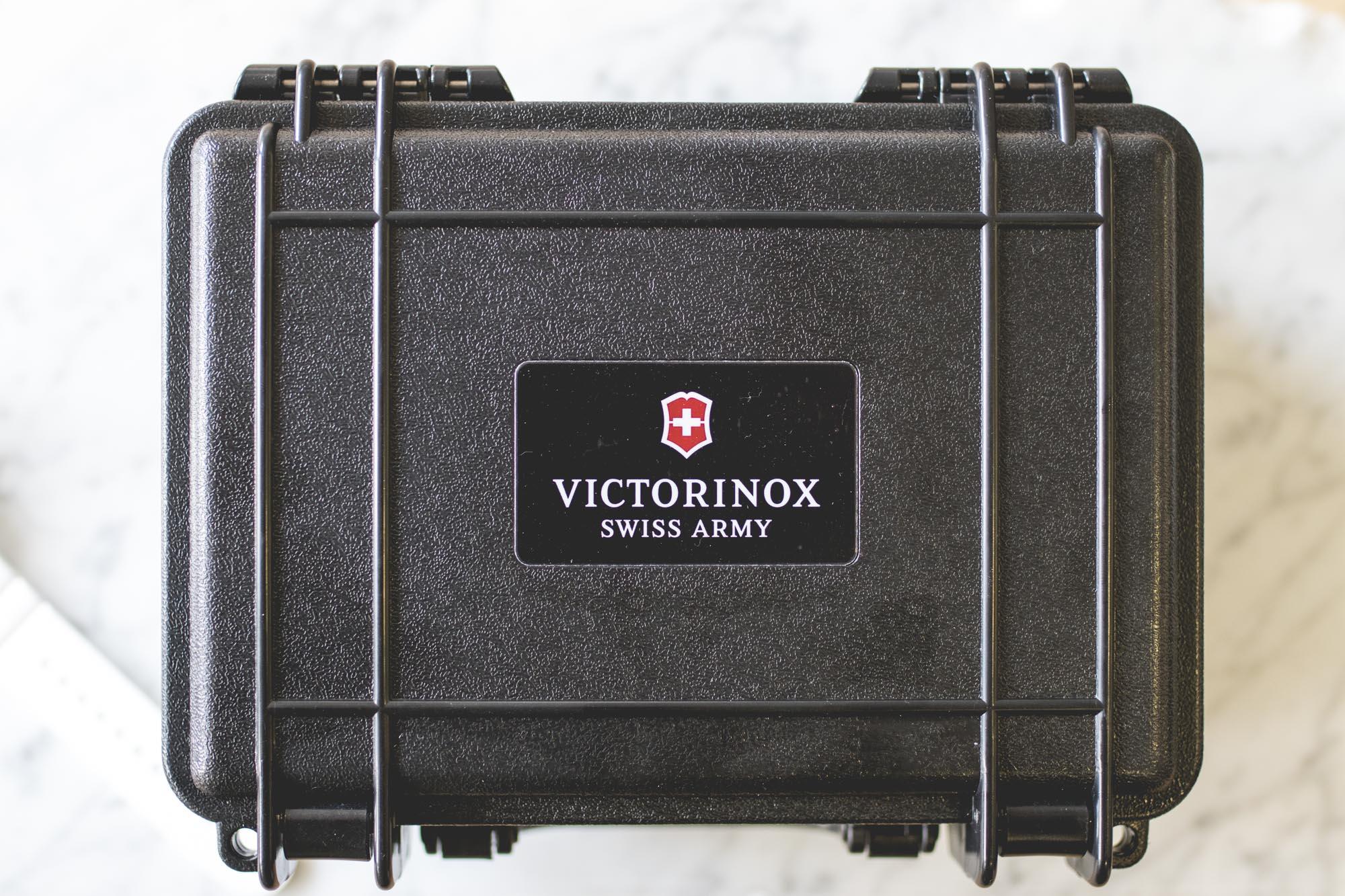 Victorinox INOX Titanium Sky High Limited Edition