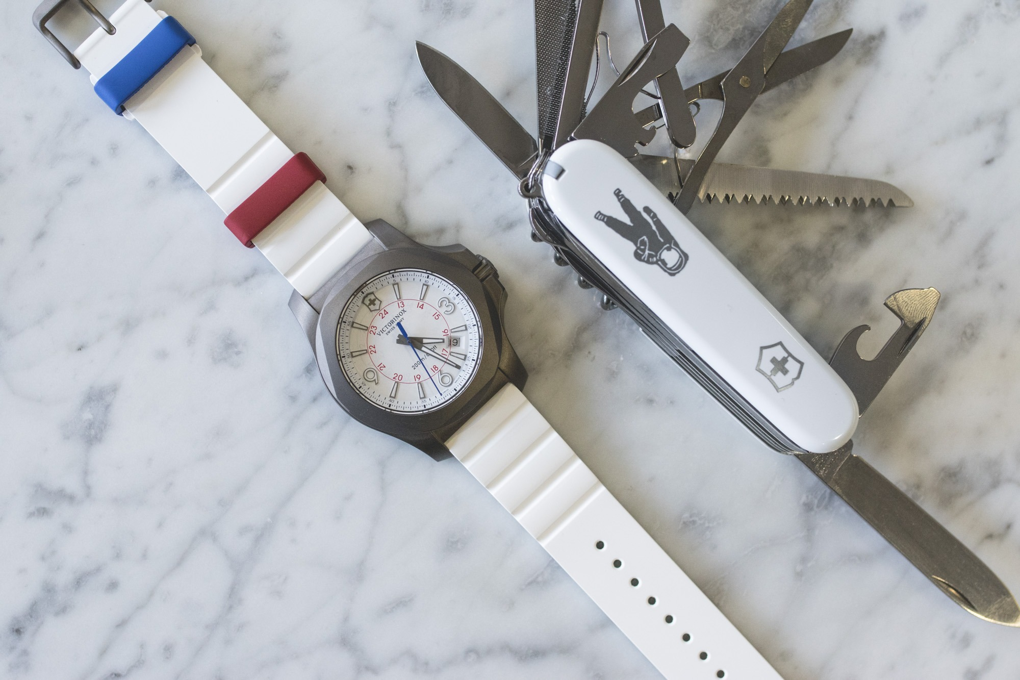 Victorinox INOX Titanium Sky High Limited Edition