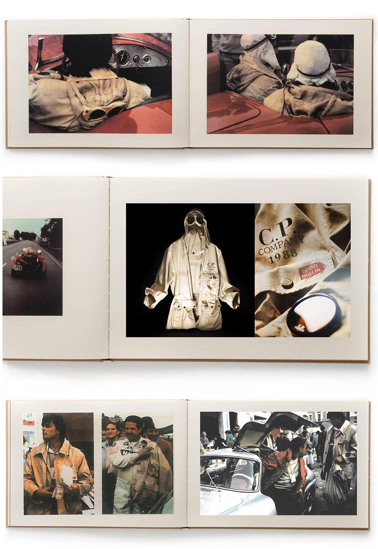 CP Company - Goggle Jacket - Mille Miglia Archive