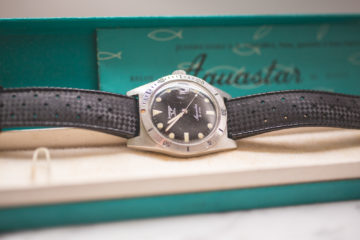 JeanRichard Aquastar - Box