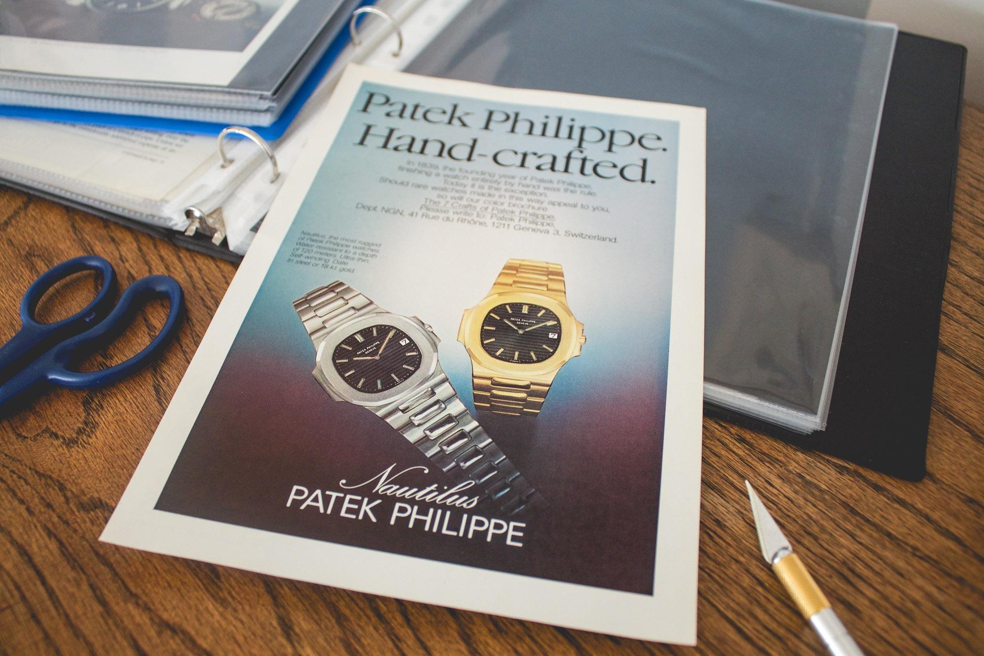 Marketing Horloger - Publicité Patek Philippe