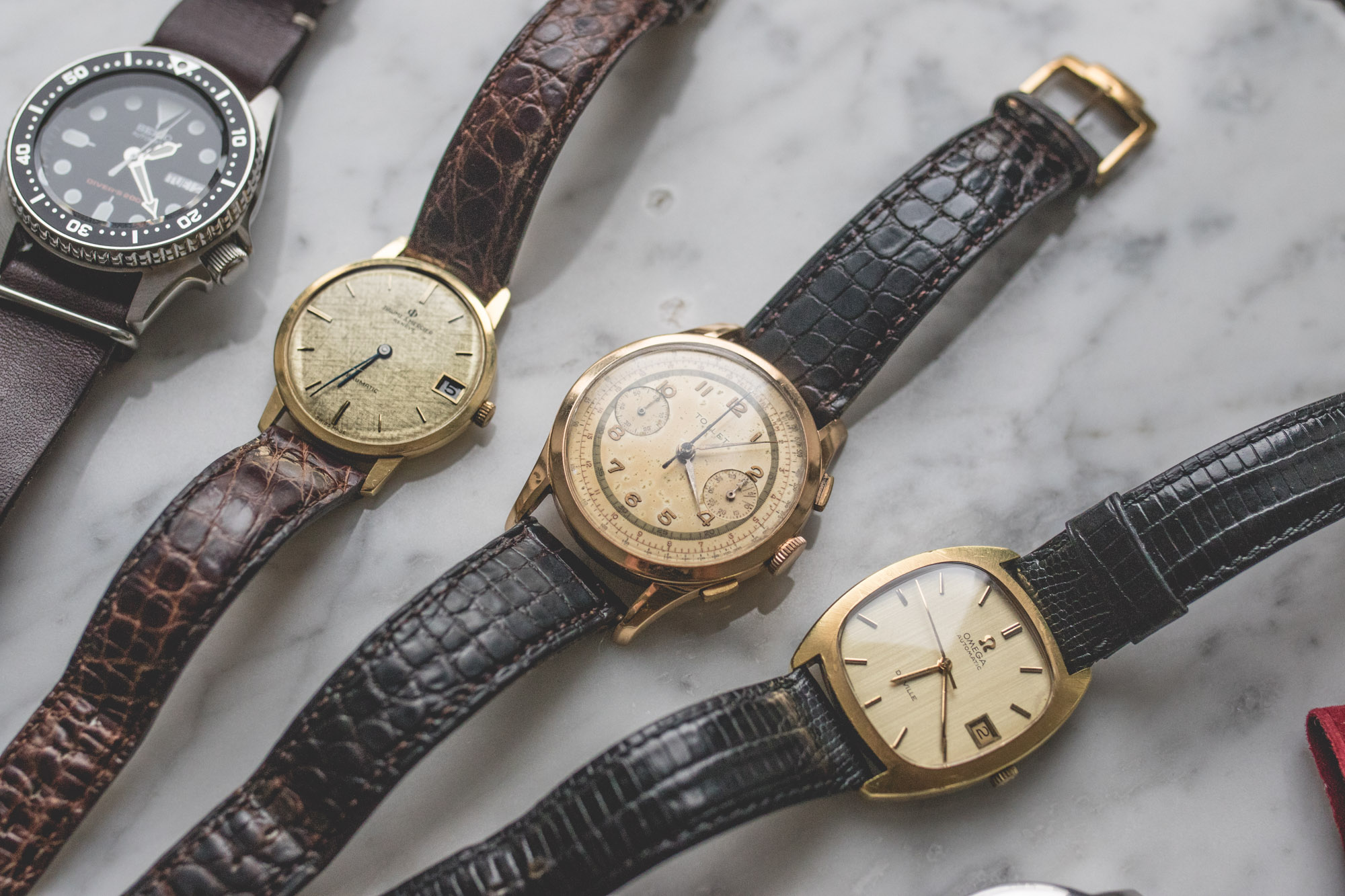 Walter - Formidable - Collection Montres