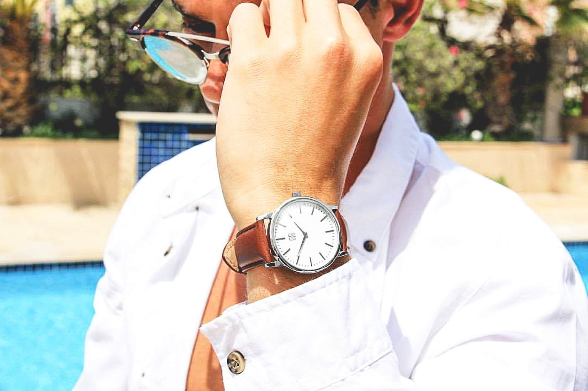 Gent Watches - Clone Daniel Wellington