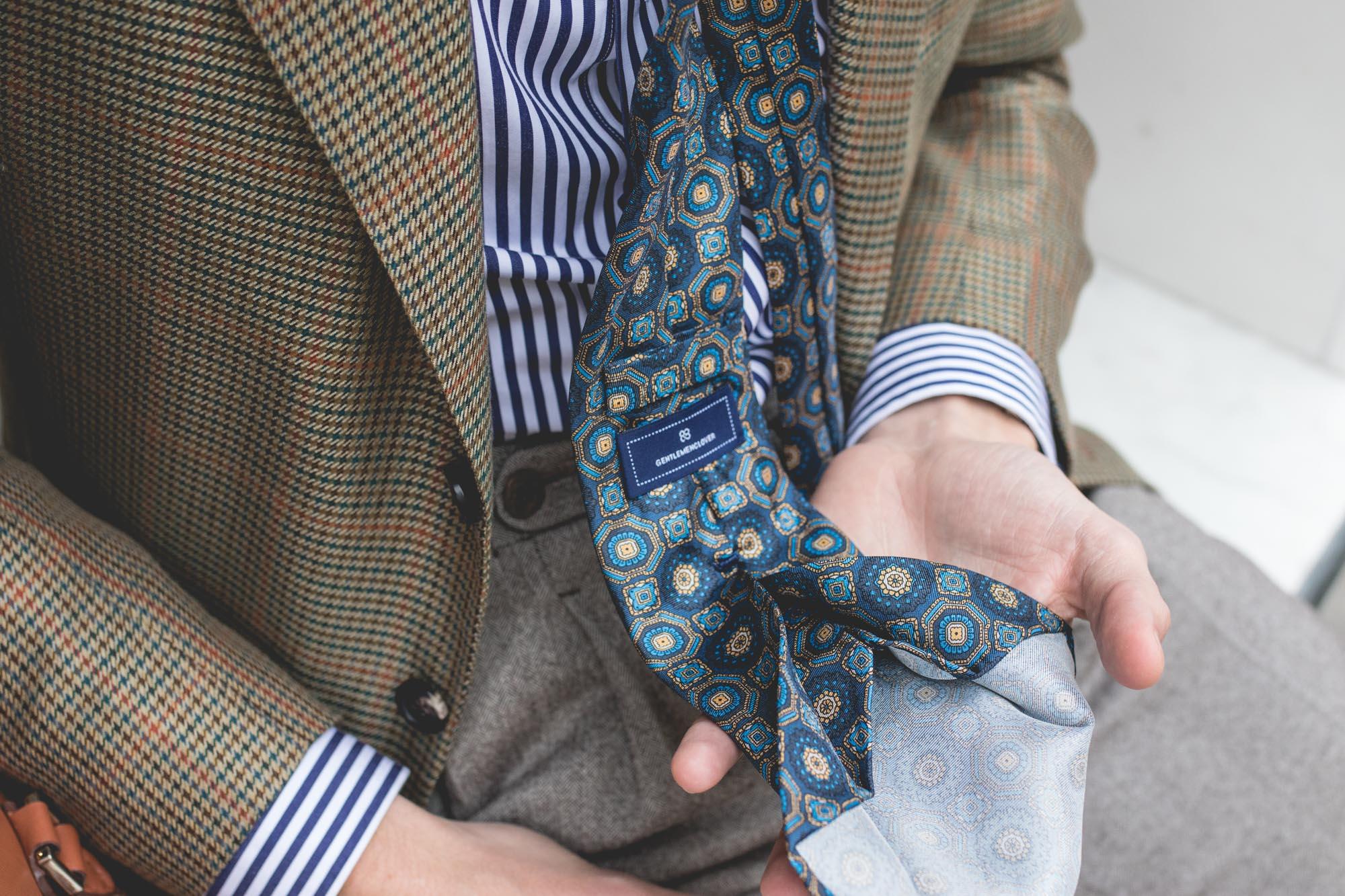 Gentlemen Clover - Cravates Gentlemen Clover