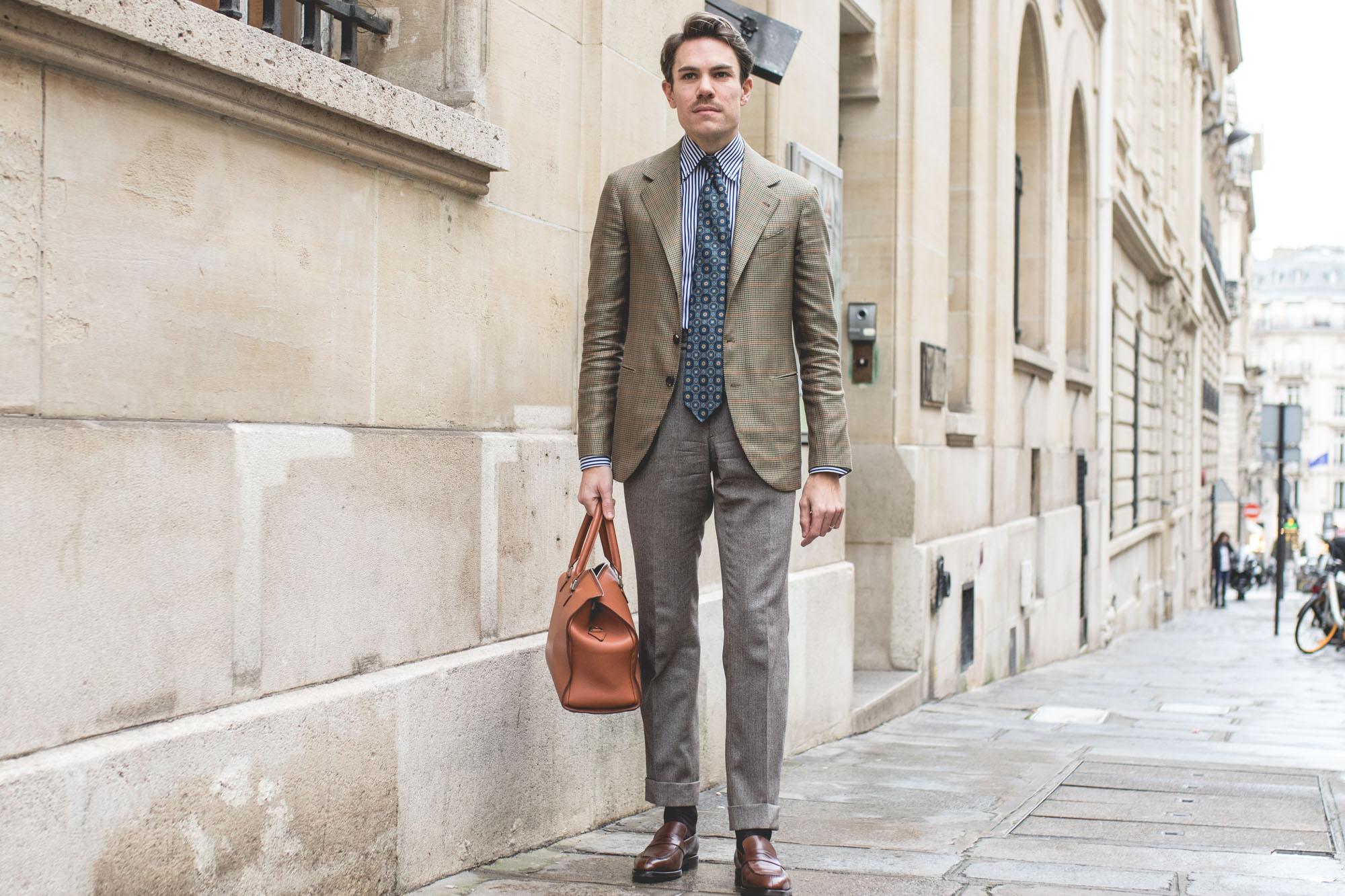 Gentlemen Clover - Romain a.k.a Gentlemen Clover