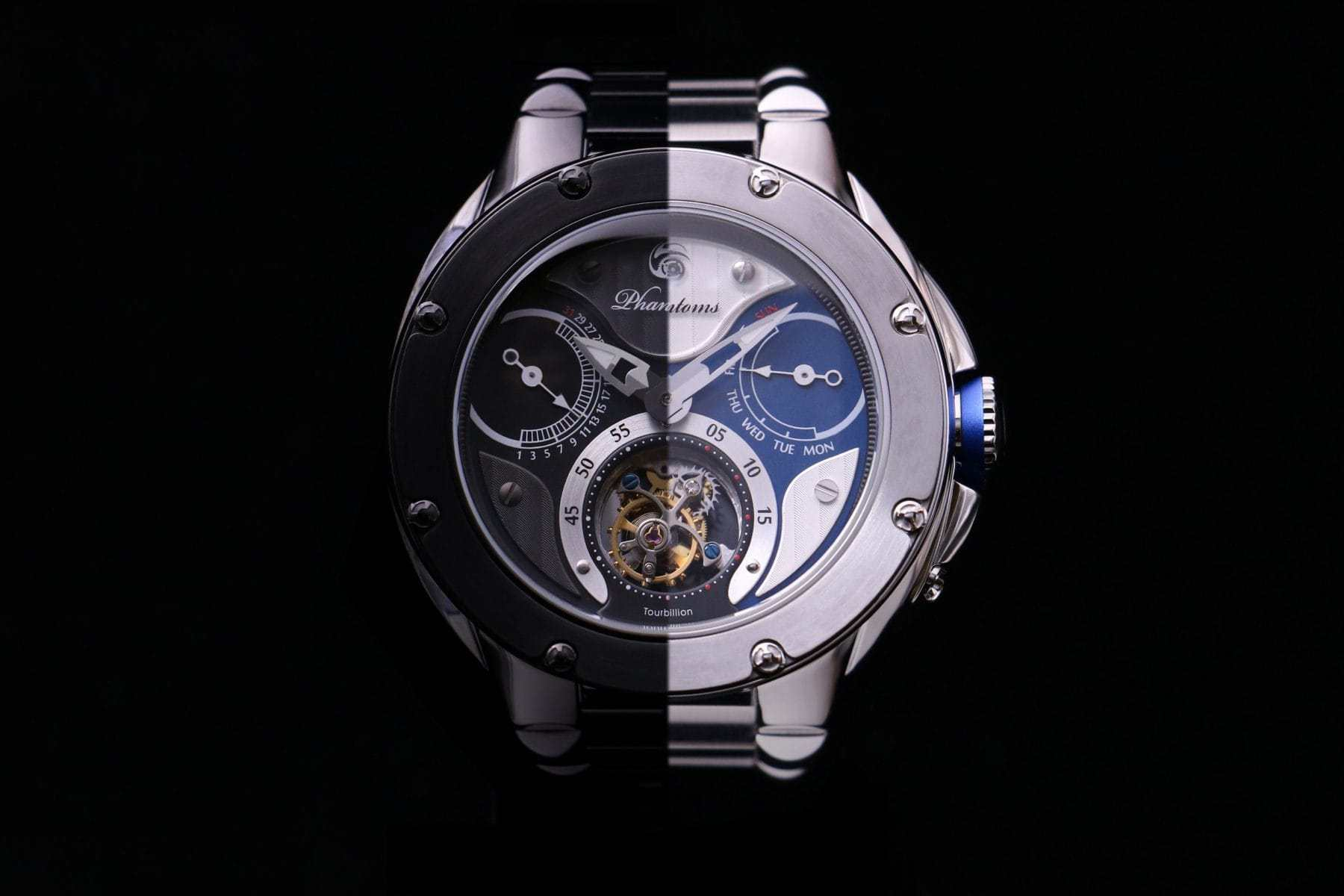 Phantom Watches - Dark Soul Tourbillon