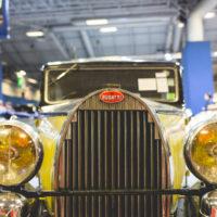 Rétromobile - Bugatti
