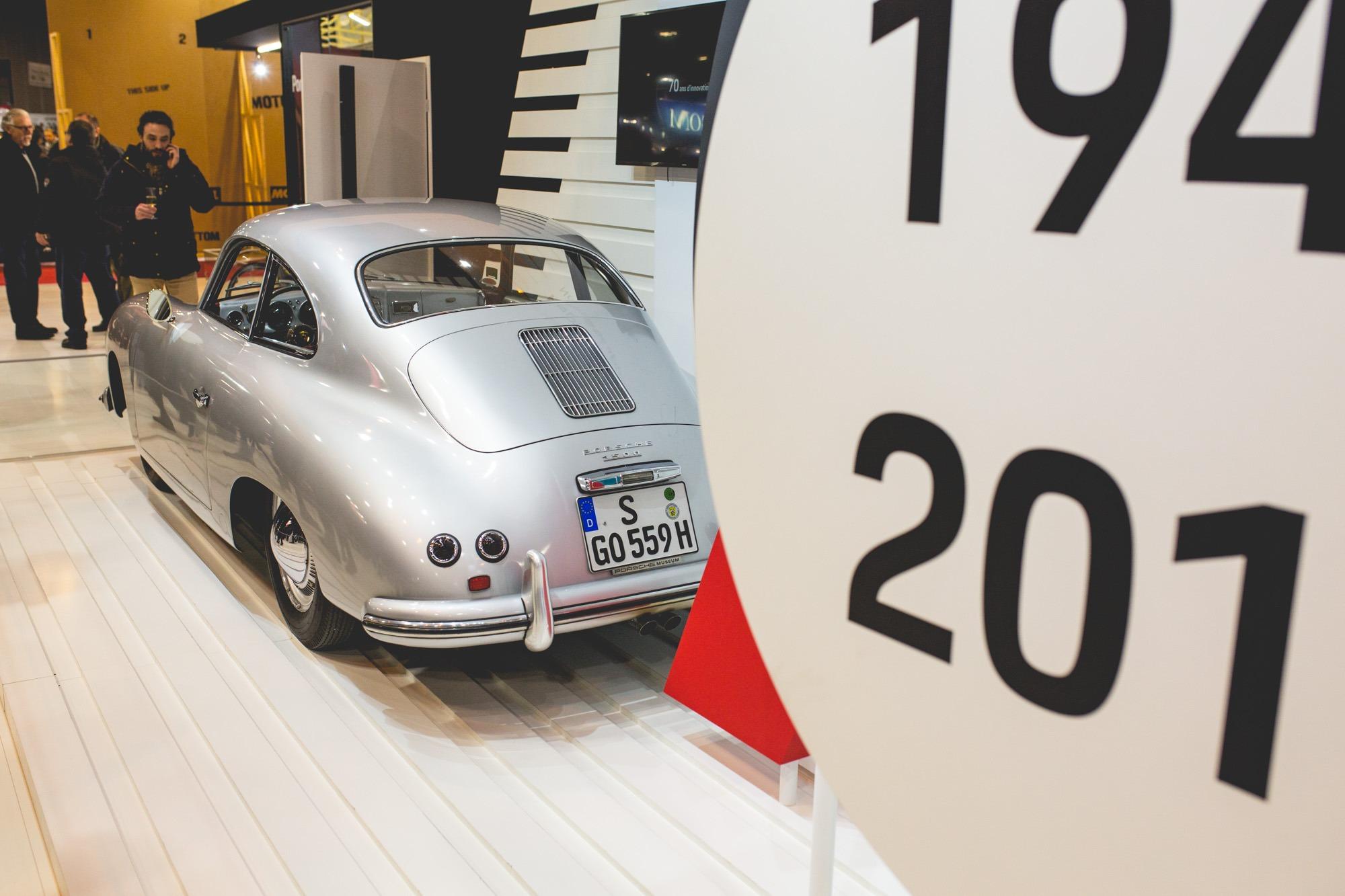 Rétromobile - Porsche 356