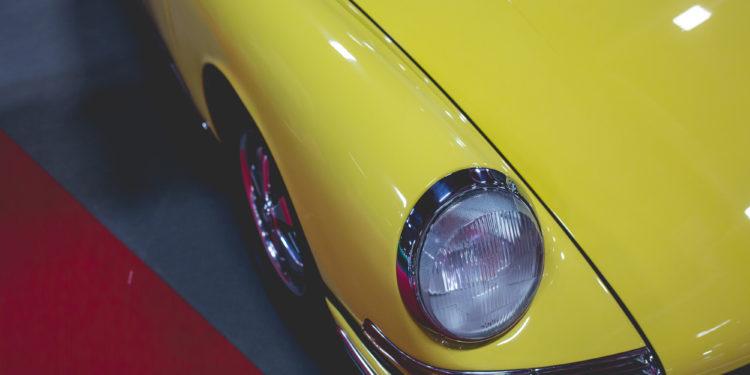 Rétromobile - Porsche