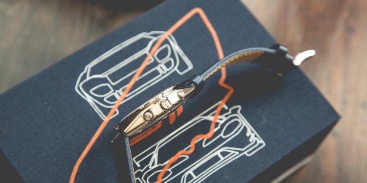 Autodromo GT Endurance Chronograph - Tranche