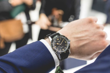 Baselworld 2018 - Longines Heritage Skin Diver Watch