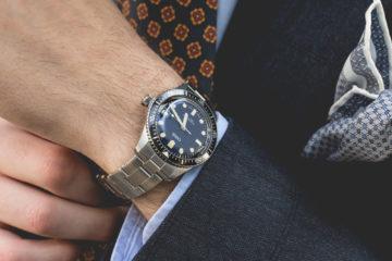 Baselworld 2018 - Oris Diver 65 Wrist