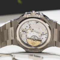 Baselworld 2018 : Patek Philippe Nautilus Perpetual Calendar Mouvement