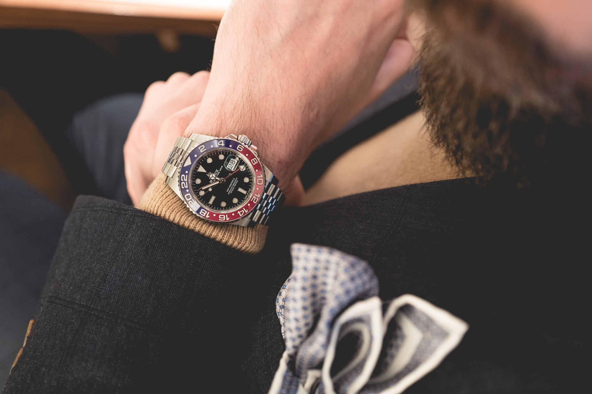 Baselworld 2018 - Rolex GMT Master II - Acier - Style