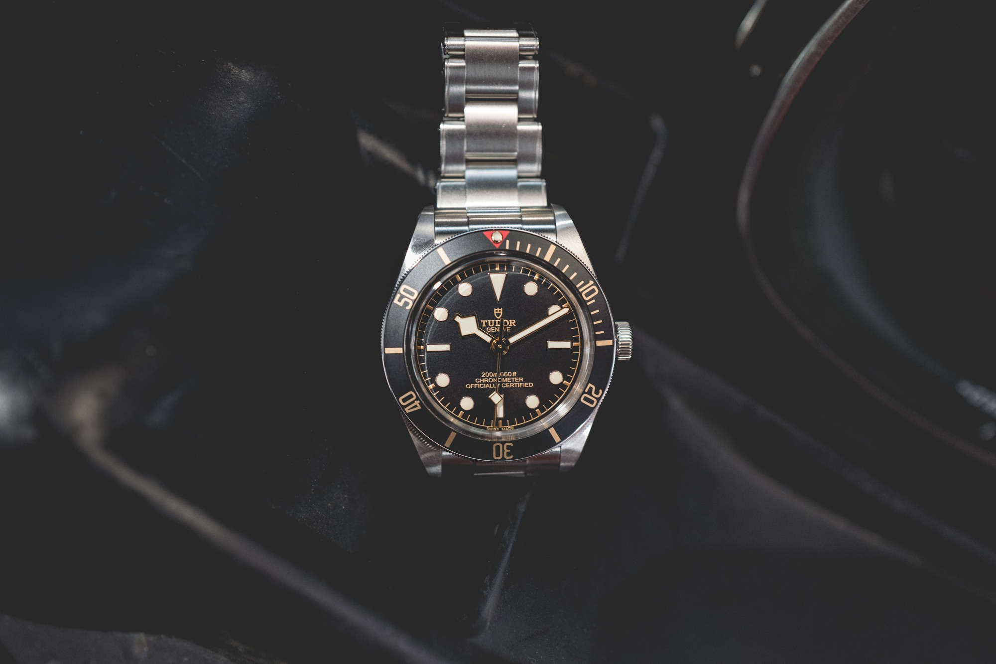 Baselworld 2018 : Tudor Black Bay 58 Acier