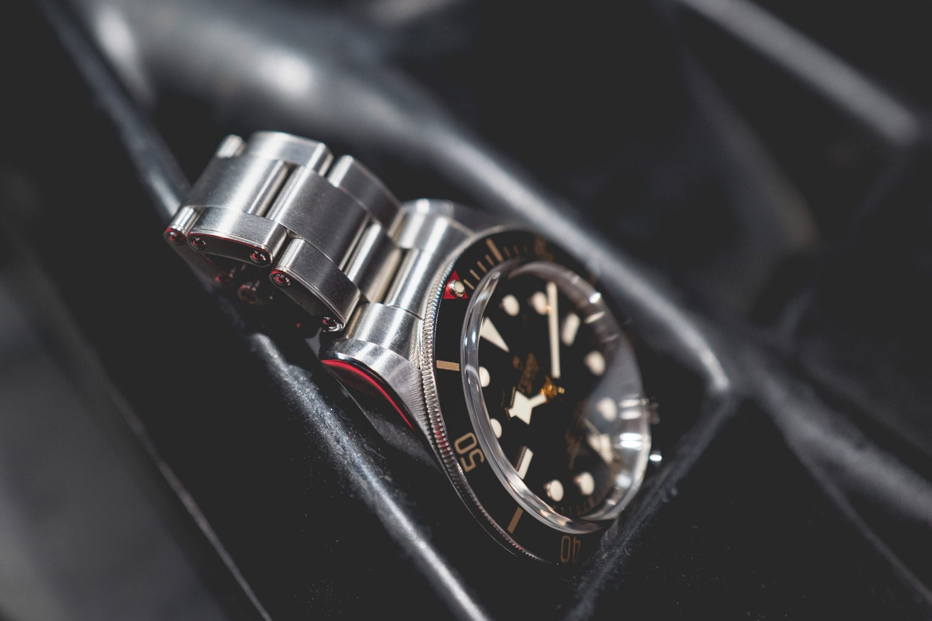 Baselworld 2018 : Tudor Black Bay 58 Side