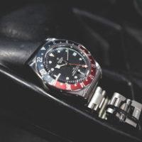 Baselworld 2018 : Tudor Black Bay GMT Side