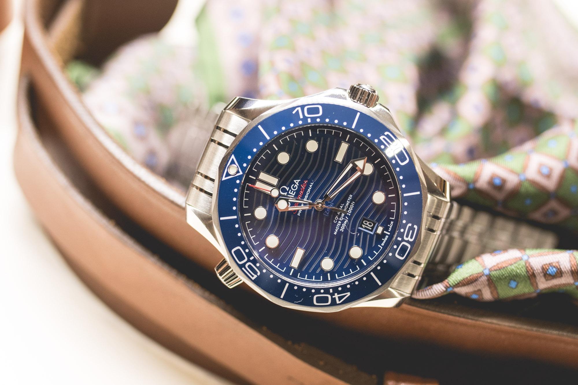 Baselworld 2018 - Omega Seamaster Diver 300M - Focus