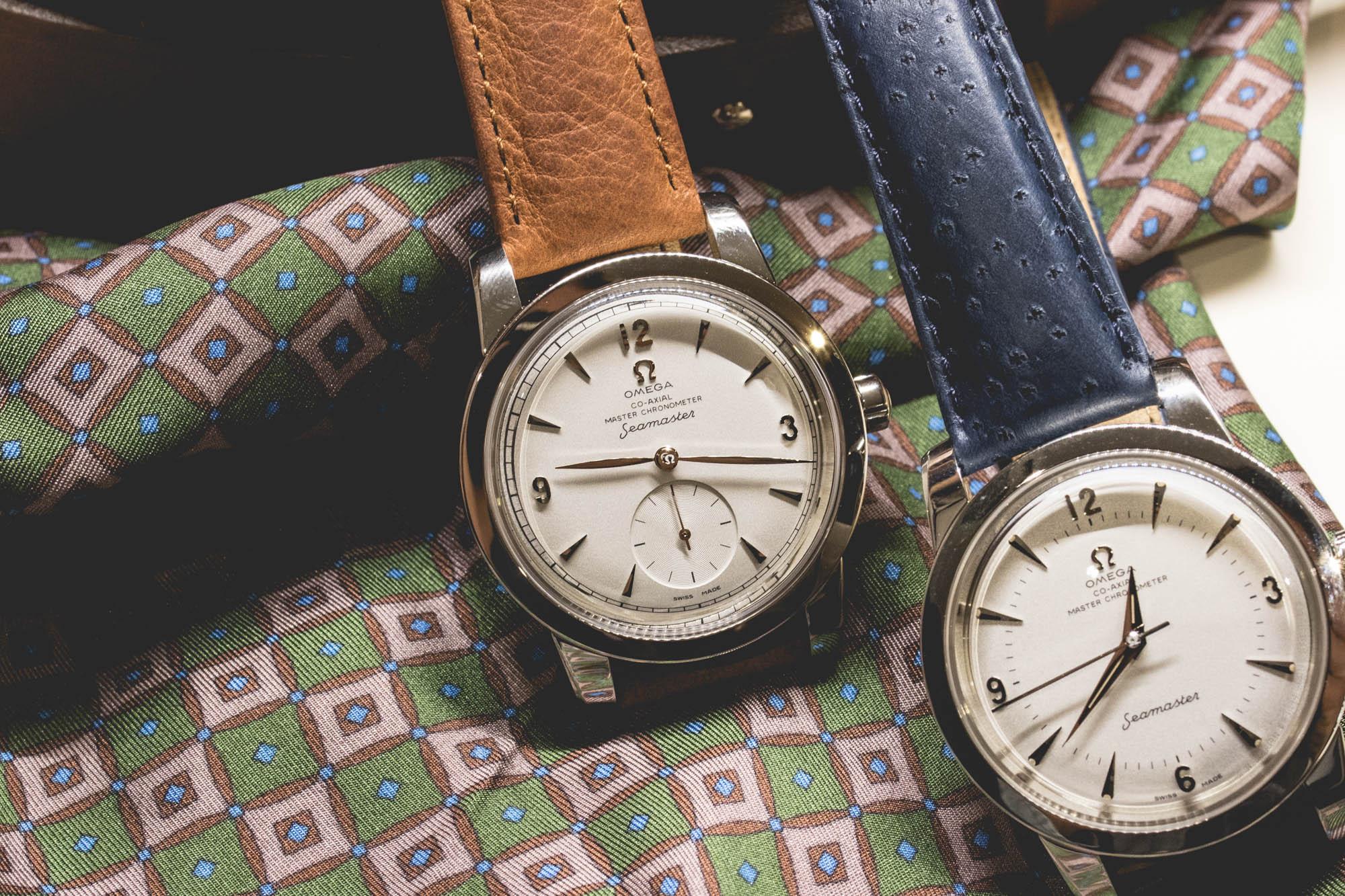 Baselworld 2018 - Omega Seamaster 70th anniversary