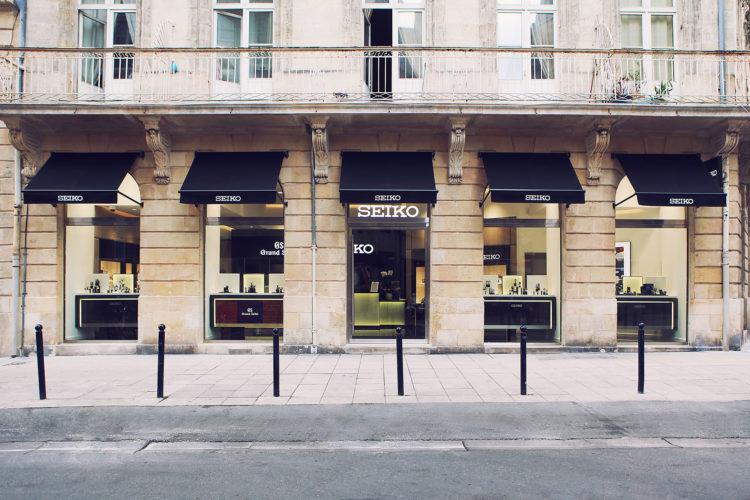 Seiko Boutique Bordeaux