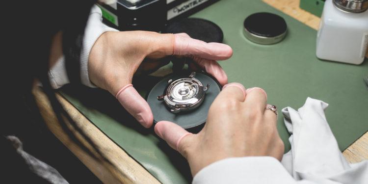 Montblanc Manufacture Le Locle - Atelier