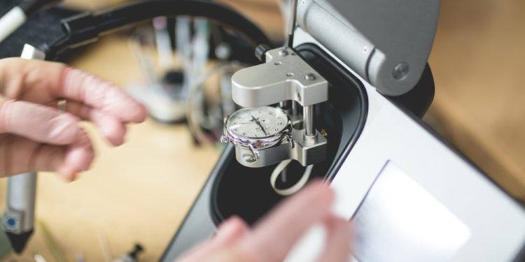 Montblanc Manufacture Le Locle - Test en atelier