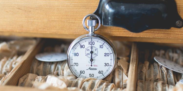 Montblanc Manufacture Villeret - Chronomètre ancien