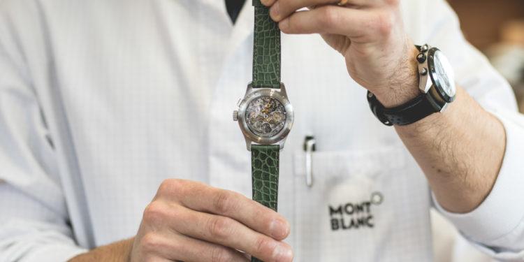 Montblanc Manufacture Villeret - Monopusher Chronograph
