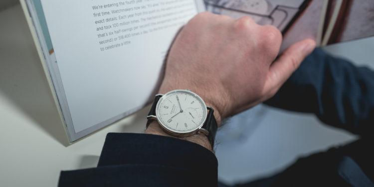 Baselworld 2018 Nomos Glashütte - Neomatik Update - Wrist