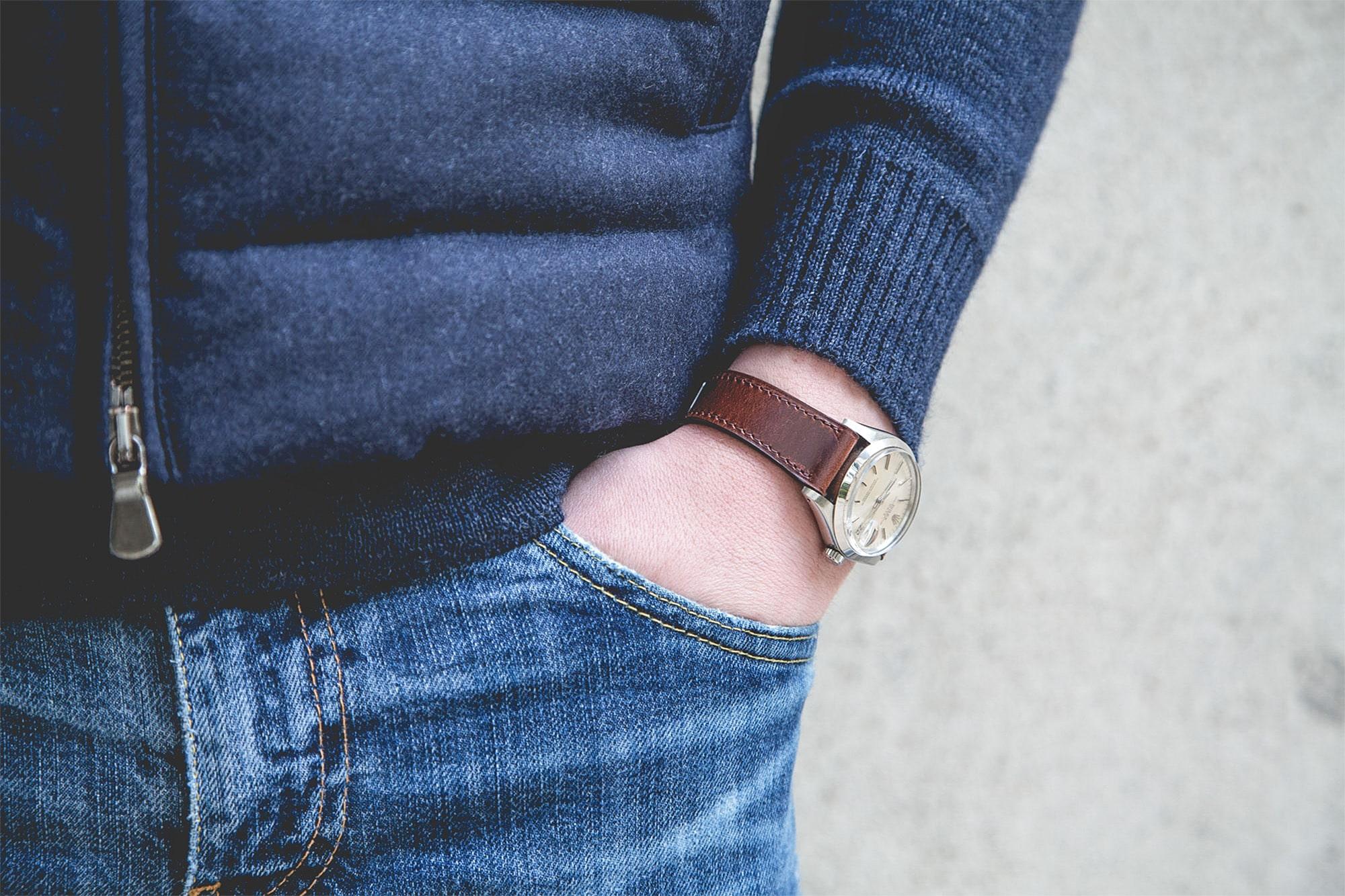 Bracelet de montre Joseph Bonnie - Officer Brown
