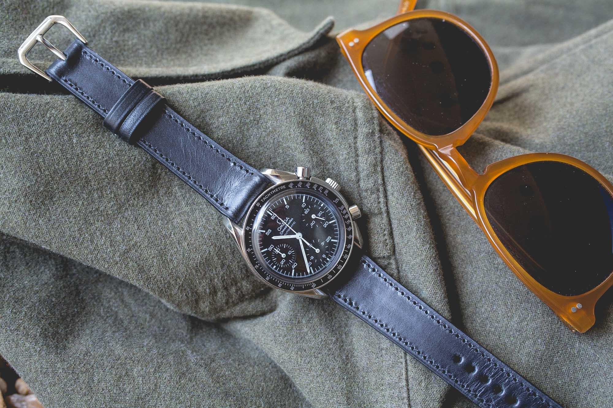 Bracelet de montre Joseph Bonnie - Officer Black