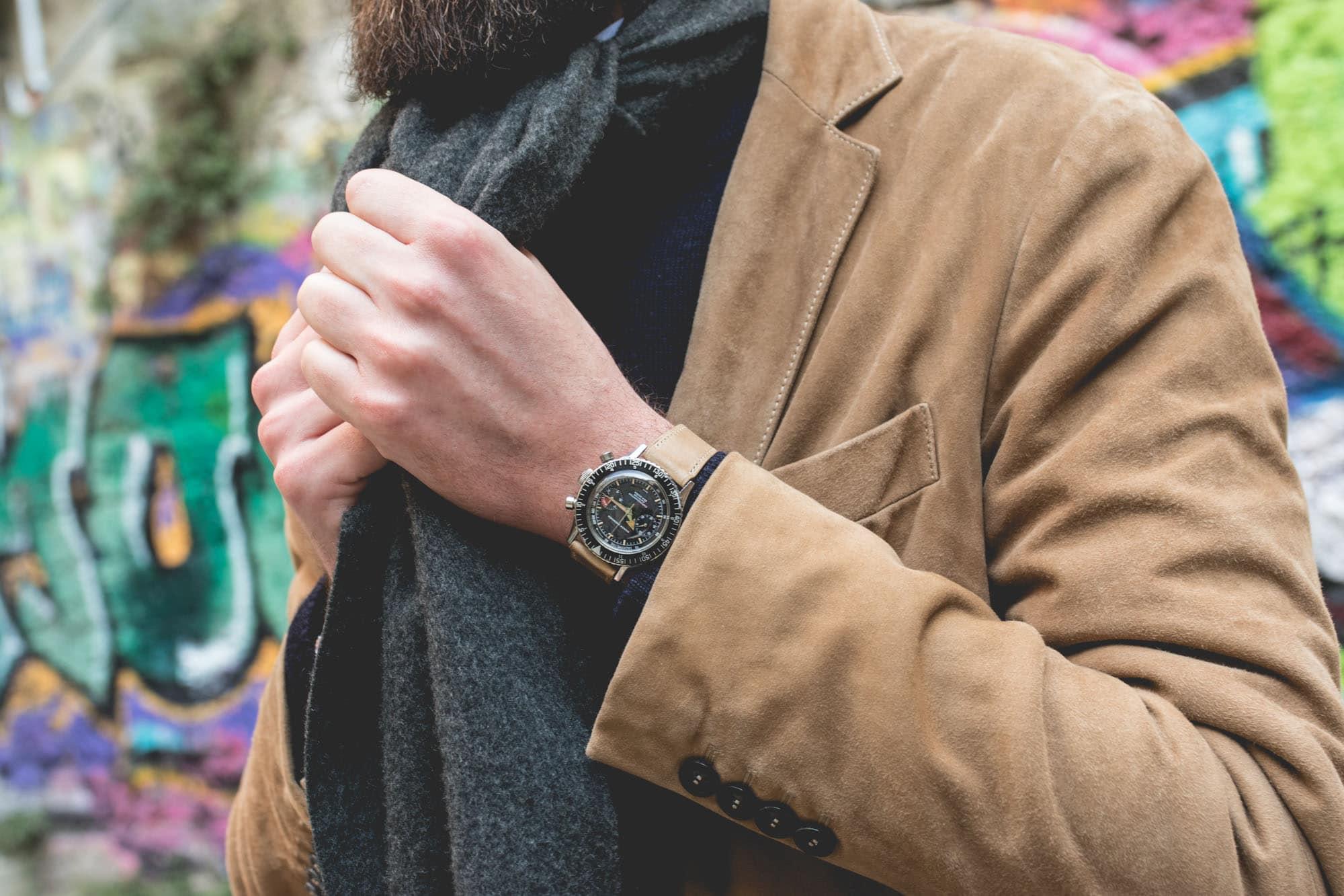 Bracelet de montre Joseph Bonnie - Dusty Sable