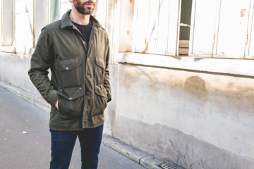 Filson 10475 Waxed Jacket