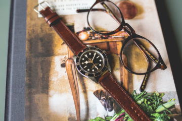 TUDOR Black Bay Fifty Eight - Cuir Marron