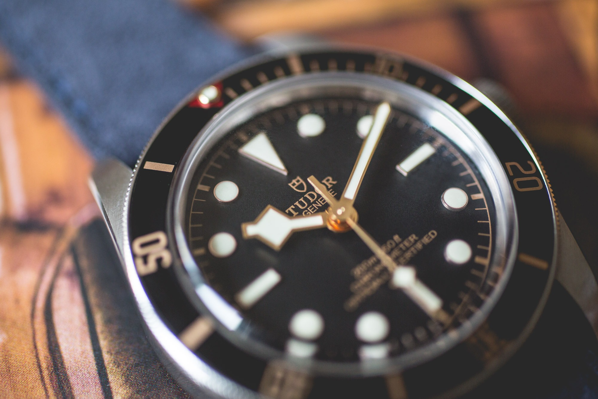 Focus TUDOR Black Bay Fifty Eight