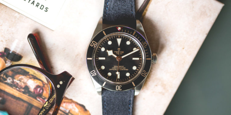 Strap TUDOR Black Bay Fifty Eight