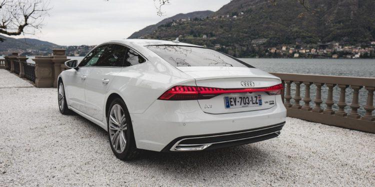 Audi A7 Sportback - Villa Rocabruna