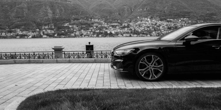 Villa Roccabruna -Audi A7 Sportback