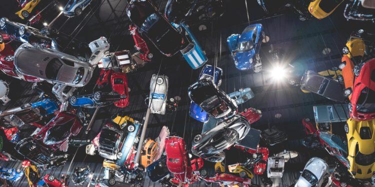 Garage Italia - Plafond de miniatures