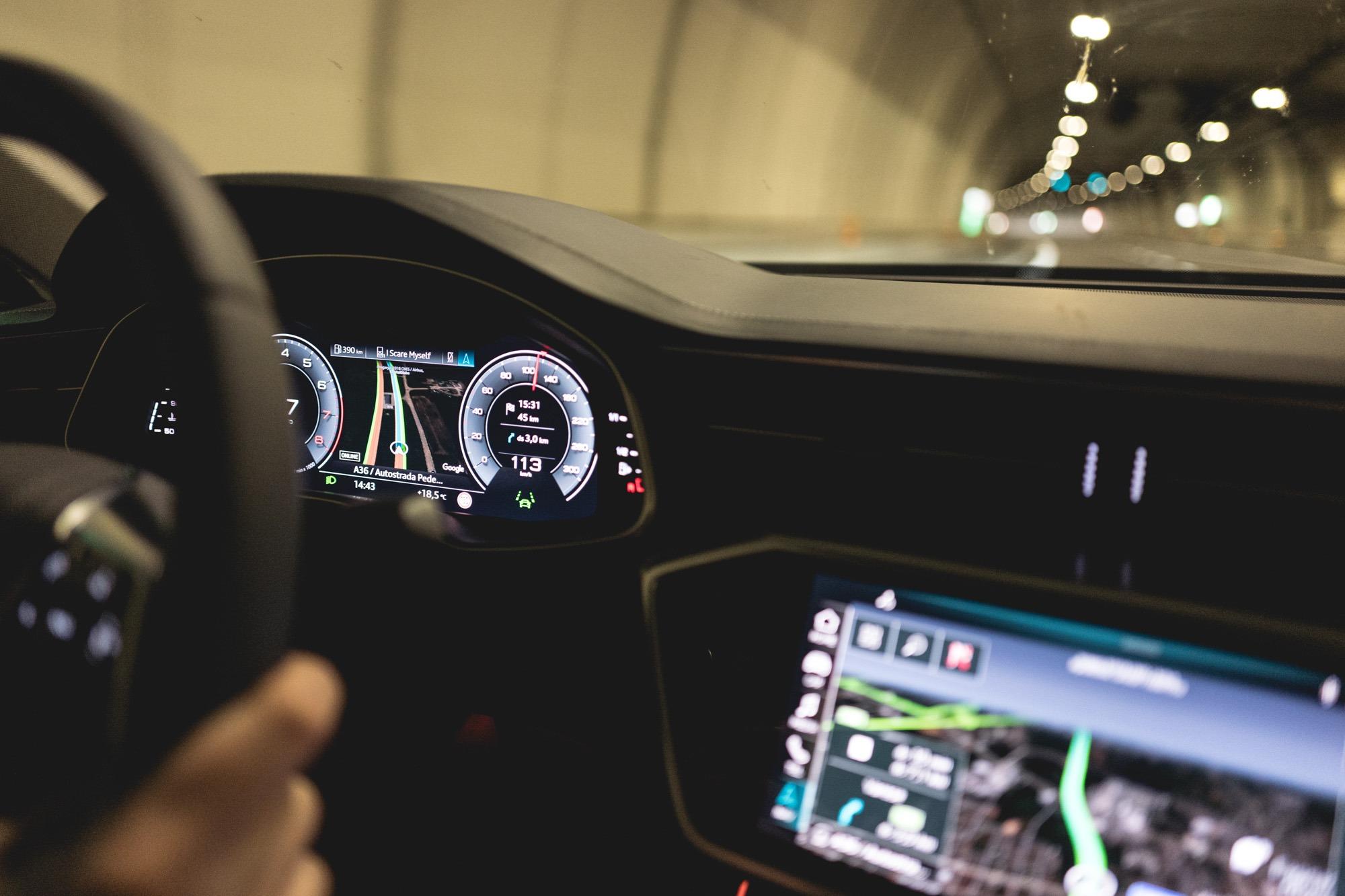 Audi A7 Sportback - Milano
